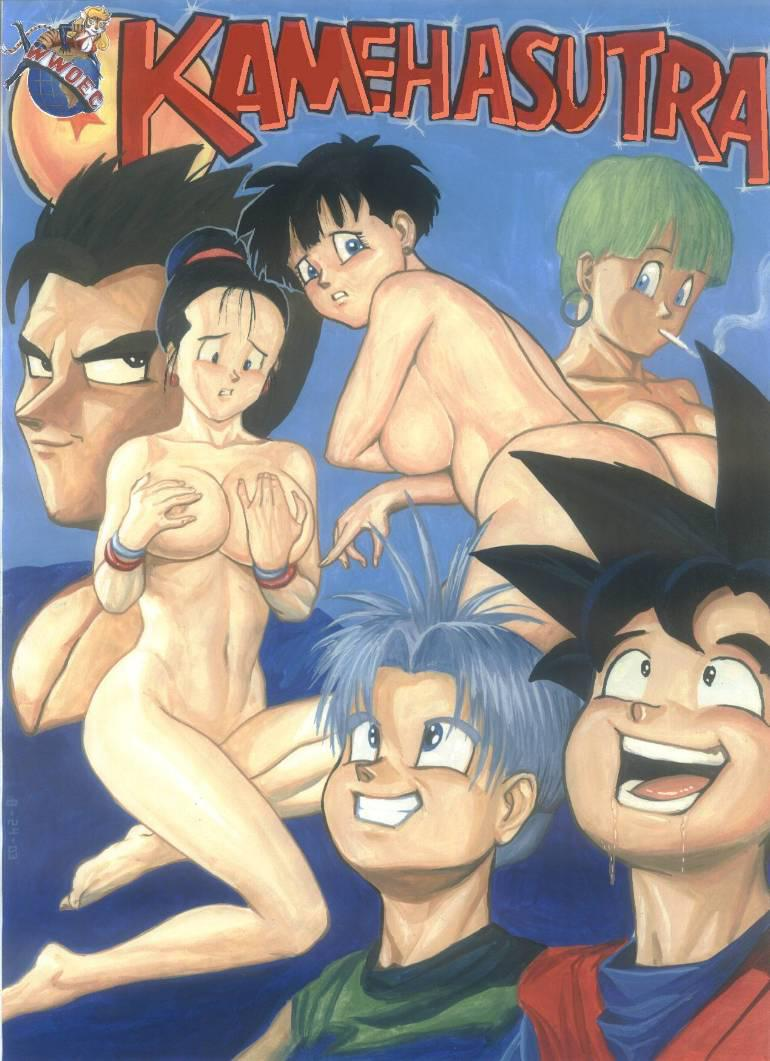 dragon ball xxx hentai buenisimo